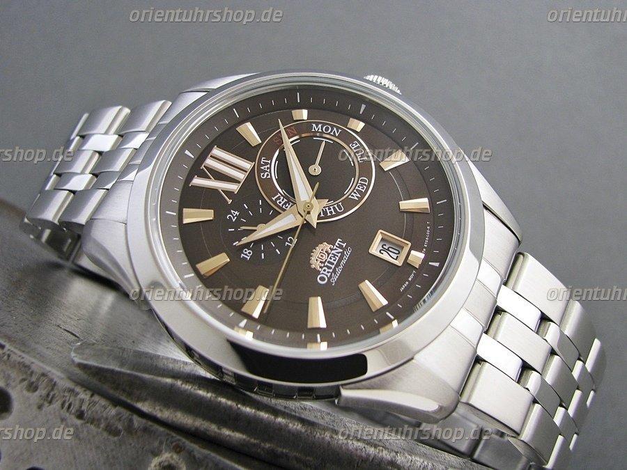 Orient Classic Automatik Armbanduhr FET0X003T0