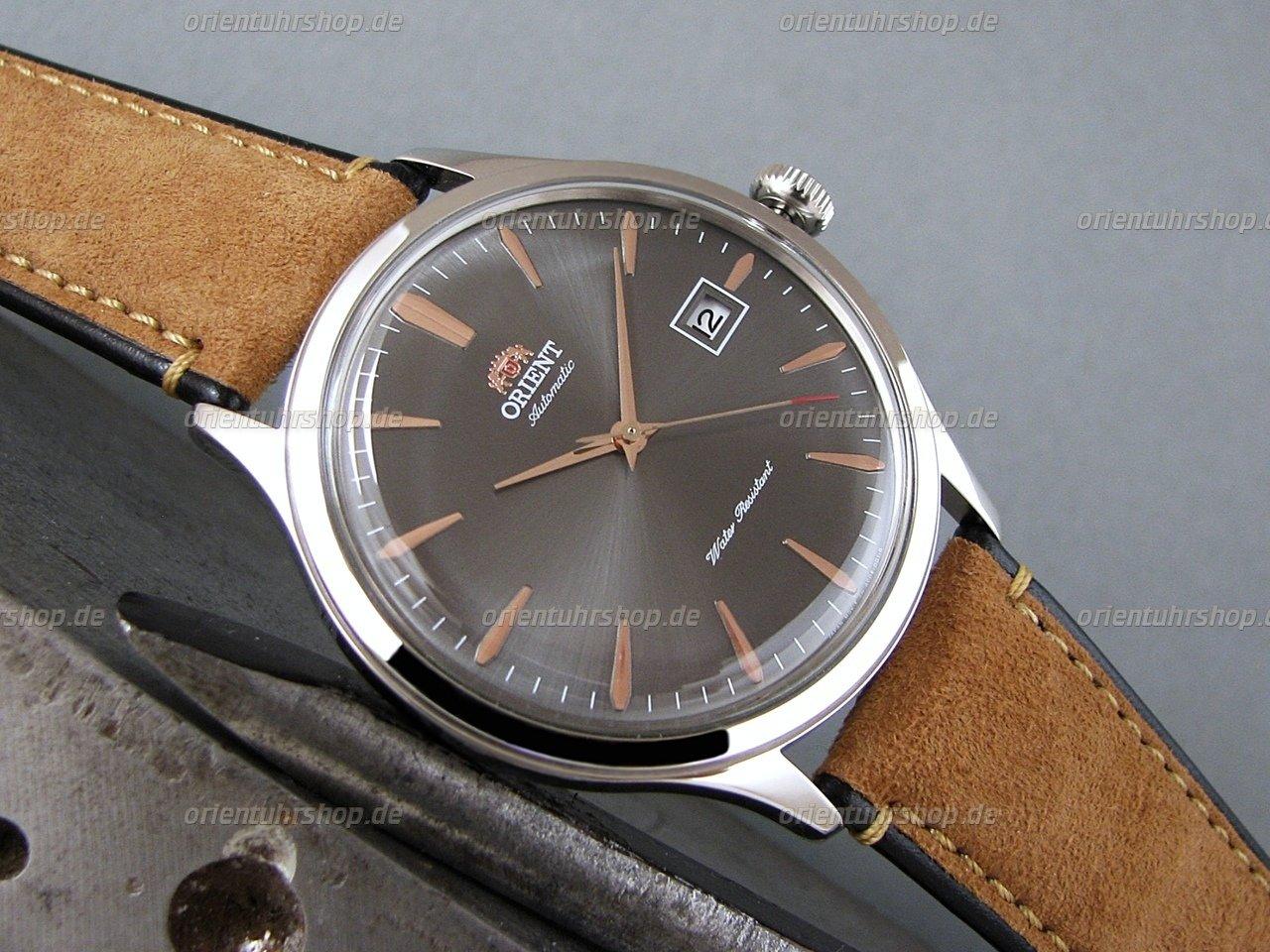 Orient Bambino Automatik Herrenuhr FAC08003A0