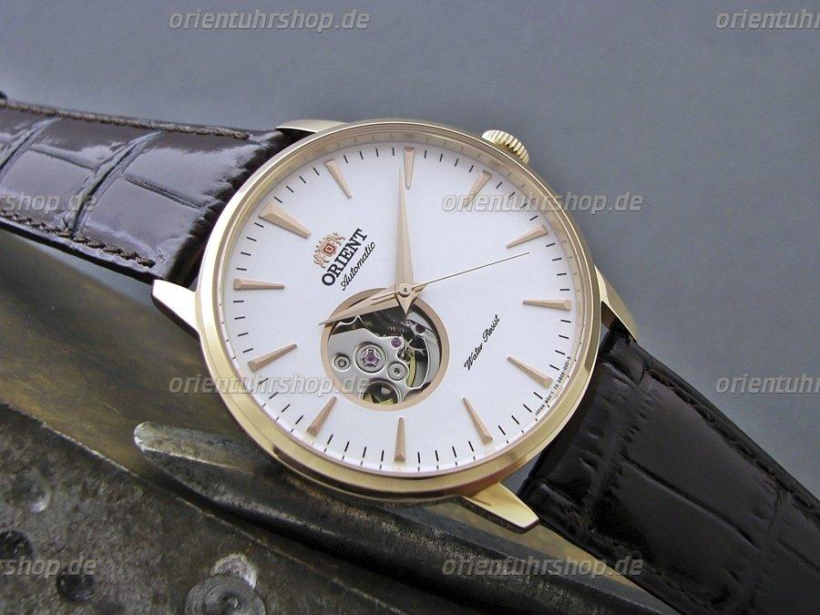 Orient Wide Calendar Automatik Herrenuhr FDB08001W0
