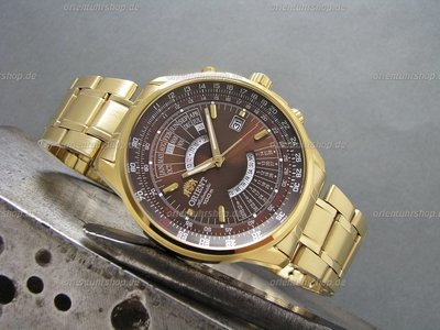 Orient Multi-Year Calendar Automatik Herrenuhr FEU07003TX