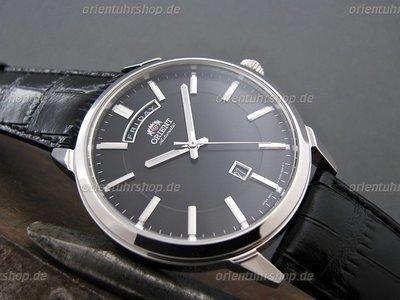 Orient Wide Calendar Automatik Armbanduhr FEV0U003BH