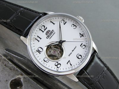 Orient Semi Skeleton Automatik Armbanduhr RA-AG0009S10B