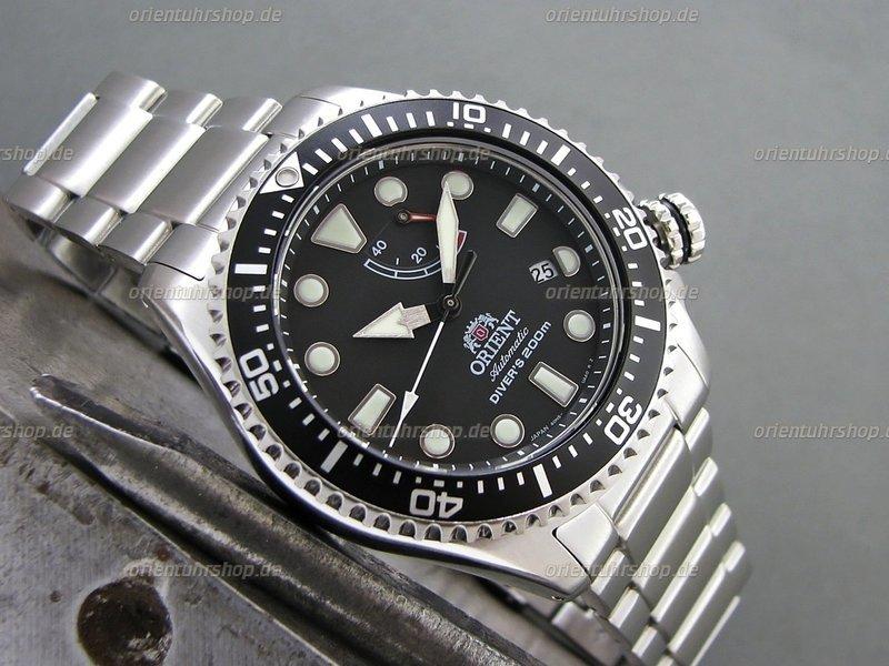 Orient Diver's Automatik Armbanduhr RA-EL0001B00B