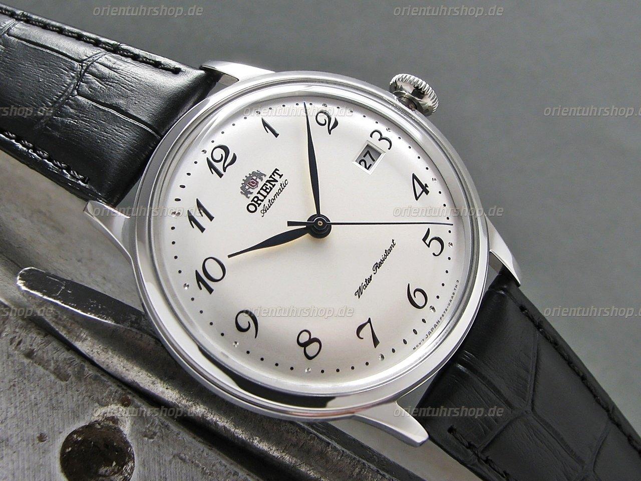 Orient Bambino Automatik Herrenuhr RA-AC0003S10B