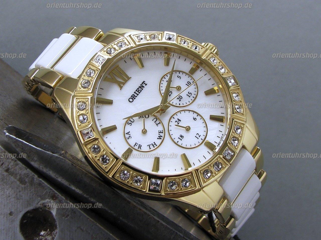 Orient Classic Quarz Damenuhr FSW01002W0