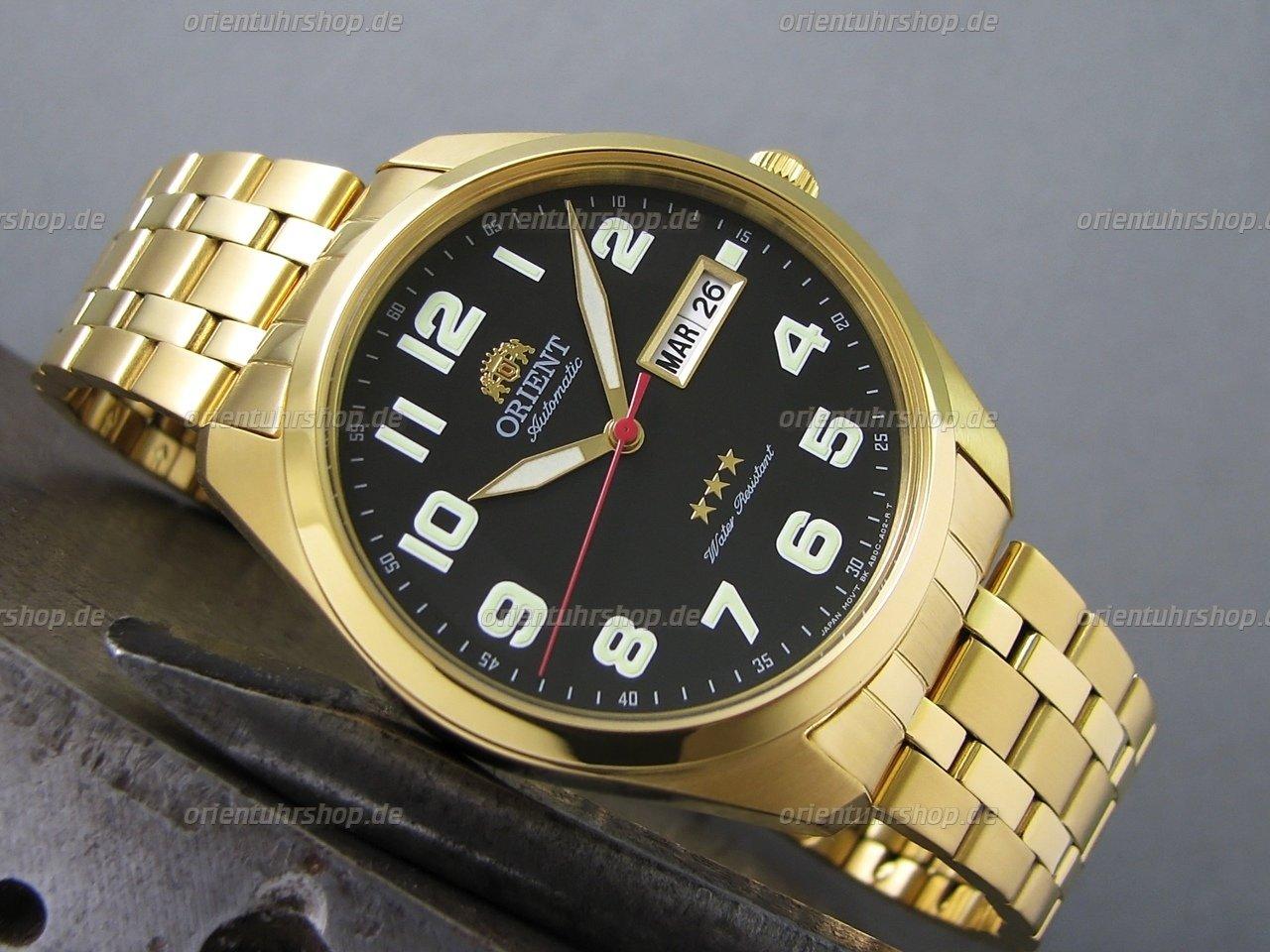 Orient 3 Stars Automatik Herrenuhr RA-AB0022B19B