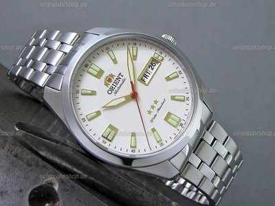 Orient 3 Stars Automatik Herrenuhr RA-AB0020S19B