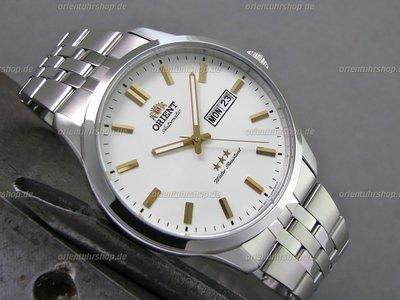 Orient 3 Stars Automatik Herrenuhr RA-AB0014S19B