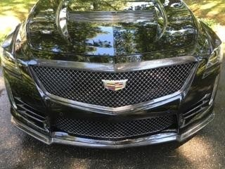 CTS-V Main Grill Surround
