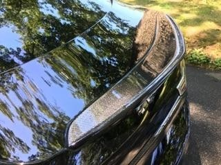 CTS Rear Spoiler