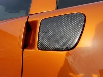 Carbon Fiber Fuel Door