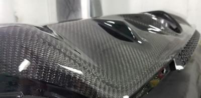 ATS Rear Diffuser, Carbon Fiber