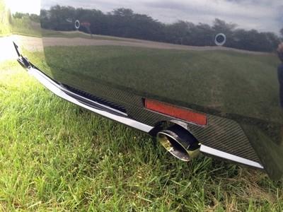 V2 Lower Bumper Insert