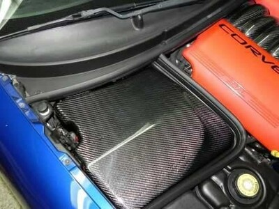 Battery Cover, Under Hood