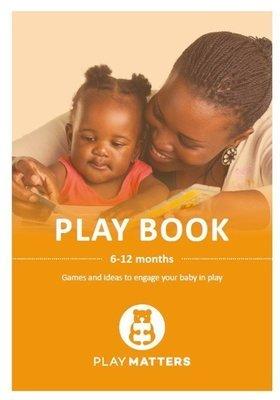 Play Book 6-12 months
