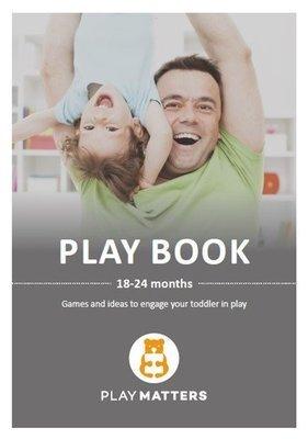 Play Book 18-24 months
