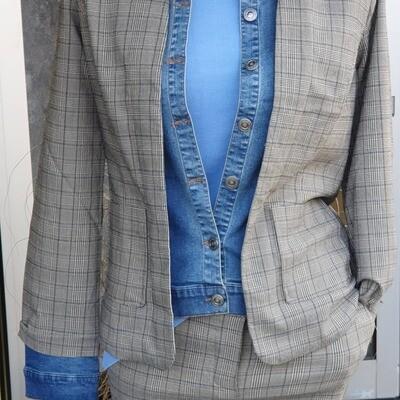 Yest Blauwe trui