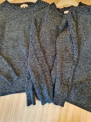 C&S blauwe trui