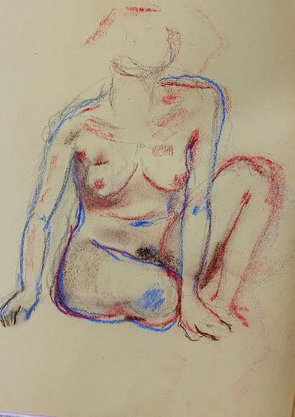 Life Drawing: Saturday Workshop  6th February 2021