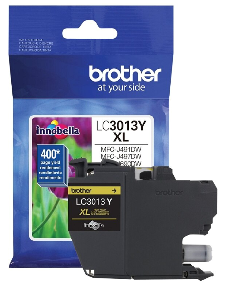 Brother LC3013Y - High Yield - yellow