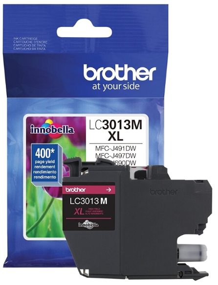 Brother LC3013Y - High Yield - magenta