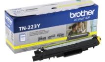Brother Genuine TN-223Y Yellow Toner Cartridge