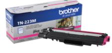 Brother Genuine TN-223M Magenta Toner Cartridge