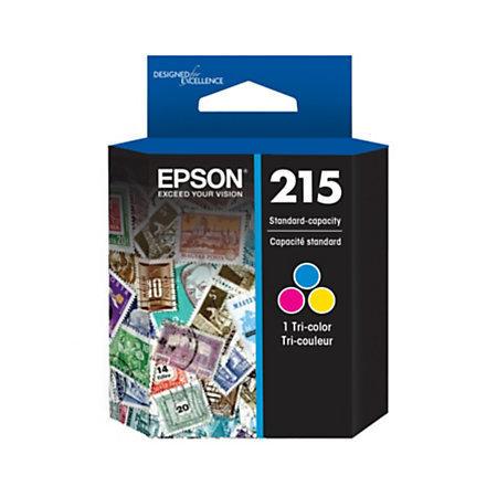 Epson® T215530-S Tricolor Ink Cartridge