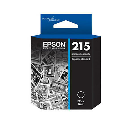 Epson® T215120-S Black Ink Cartridge
