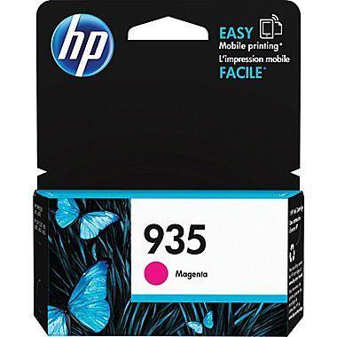 HP 935 Magenta Ink Cartridge (C2P21AN#140)