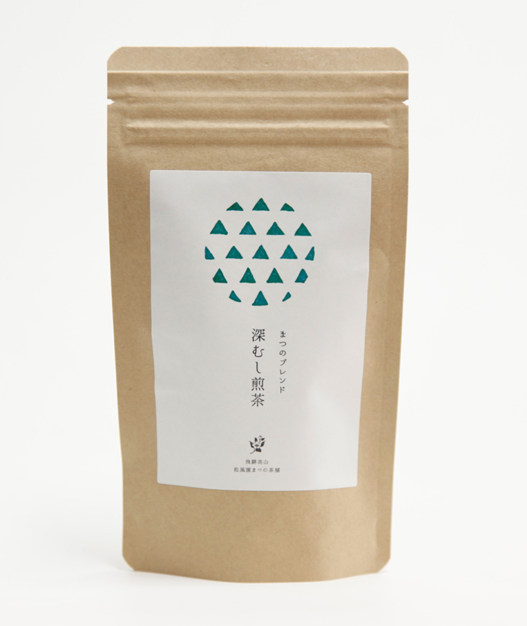 Fukamushicha (Deep Steamed Green Tea) Teabags 3g×10