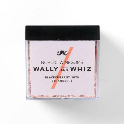 Wally and Whiz Vingummi - Solbær med Jordbær