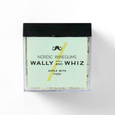 Wally and Whiz Vingummi - Æble med Yuzu