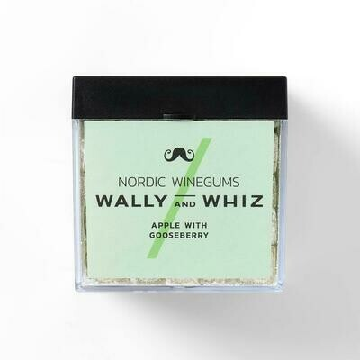 Wally and Whiz Vingummi - Æble med Stikkelsbær