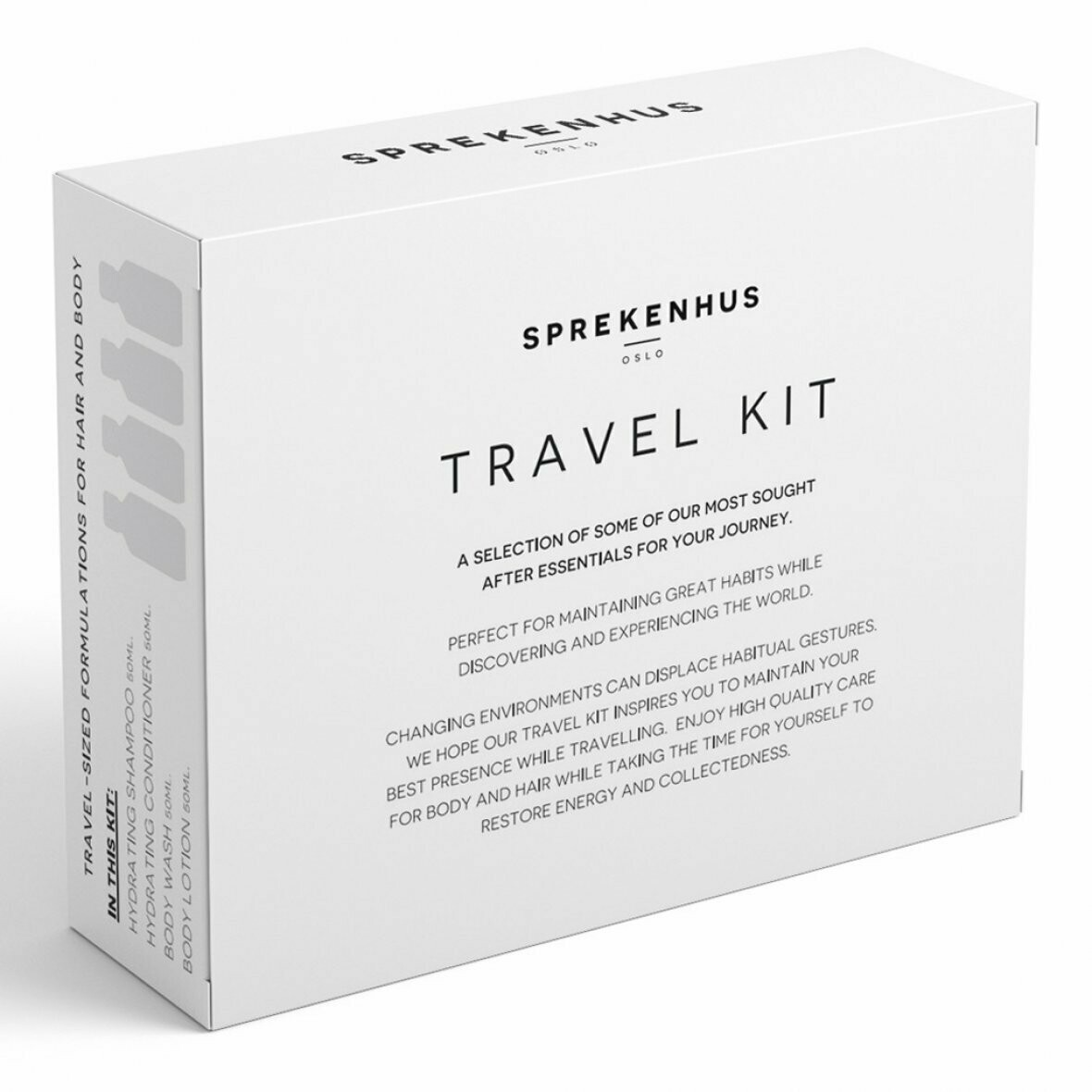 SPREKENHUS - Travel Kit