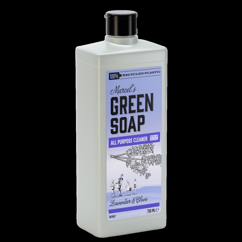 Marcel's Green Soap Rengøringsmiddel - Lavendel & Rosmarin
