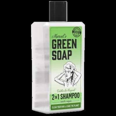 Marcel Green soap Shampoo - Tonka & Muguet