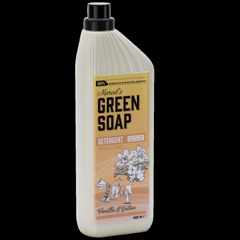 Marcel's Green Soap Vaskemiddel - Vanille & Bomuld