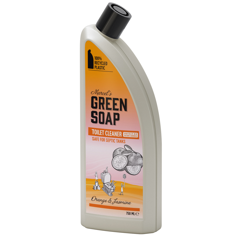 Marcel's Green Soap Toiletrens - Appelsin & Jasmin