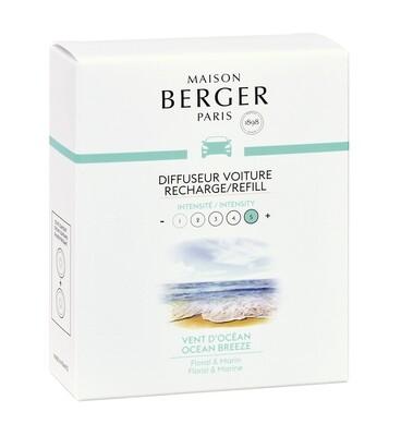 Maison Berger Bil Diffuser Duft - Ocean Breeze