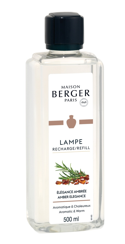 Maison Berger Lampeolie - Amber Elegance (500ml)