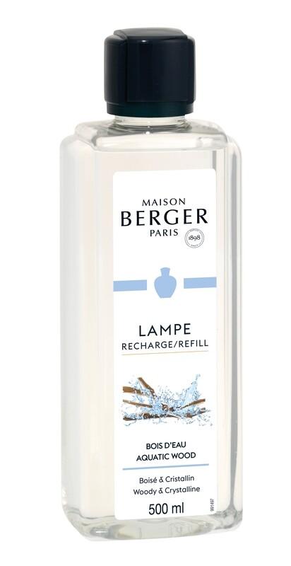 Maison Berger Lampeolie - Aquatic Wood (500ml)