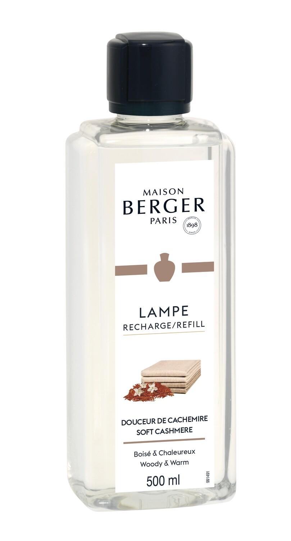 Maison Berger Lampeolie - Soft Cashmere (500ml)