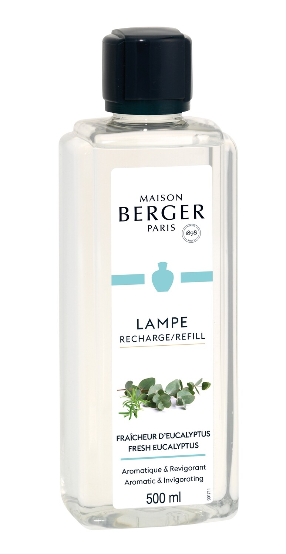 Maison Berger Lampeolie - Fresh Eucalyptus (500ml)