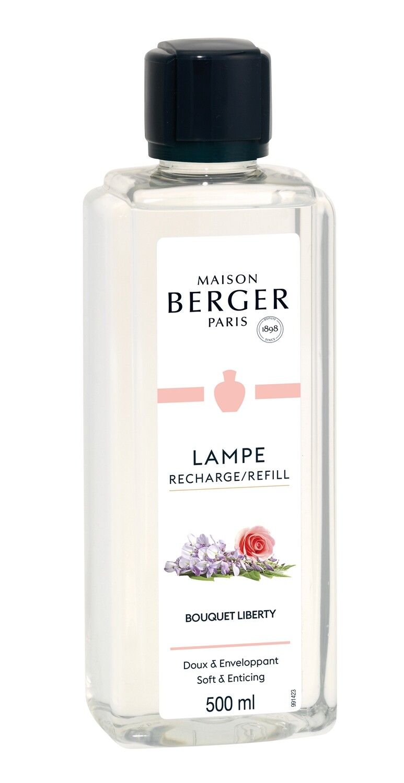 Maison Berger Lampeolie - Bouquet Liberty (500 ml)