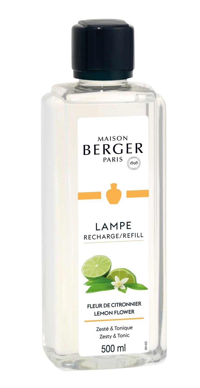 Maison Berger Lampeolie - Lemon Flower (500ml)