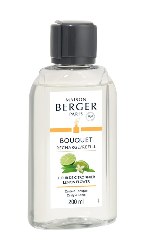 Maison Berger Duftpinde Refill - Lemon Flower(200ml)
