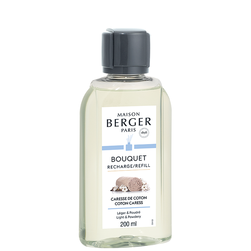 Maison Berger Duftpinde Refill - Cotton Caress(200ml)
