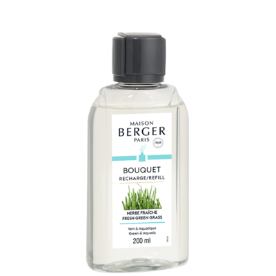Maison Berger Duftpinde Refill - Fresh Green Grass(200ml)