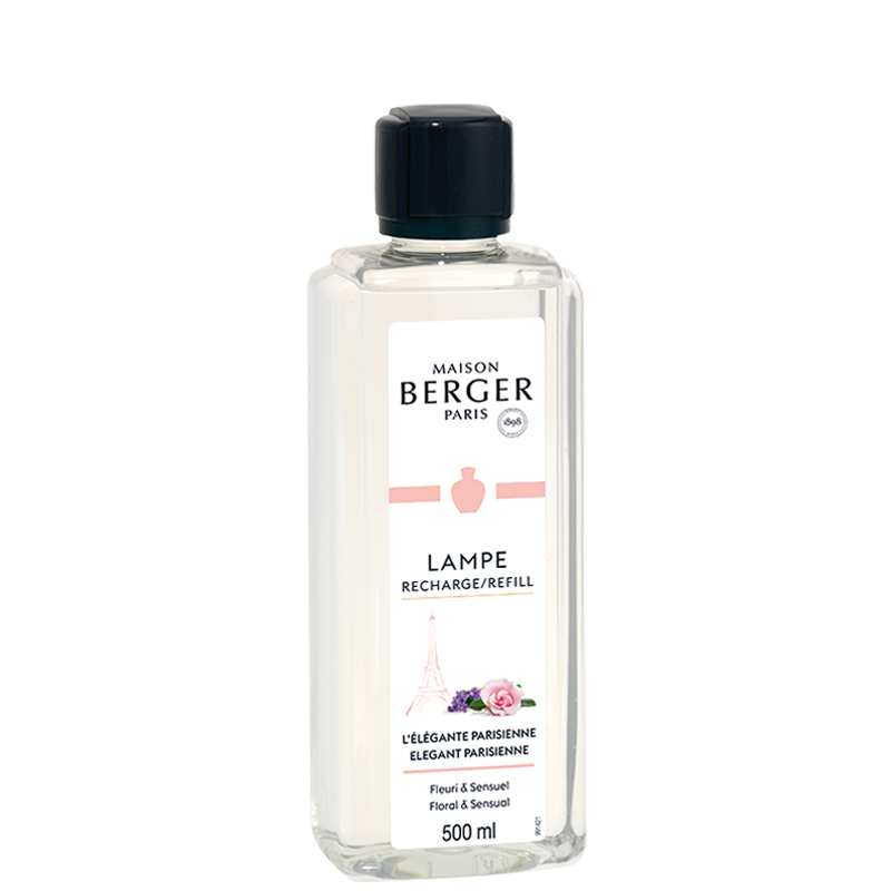 Maison Berger Lampeolie - Elegant Parisienne (500ml)
